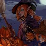 Halloween 2 Sorcières