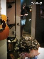 Émilie en studio : Enregistrement de Jeanne d'Arc