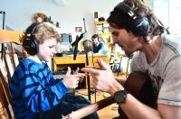 Enregistrement studio Nathan - SH - Tommy