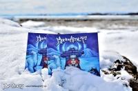 Album MAP2 atteri sous la neige à Iqaluit un 3 juillet 2013