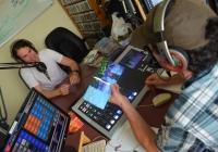 Entrevue radio avec Joël Lavoie